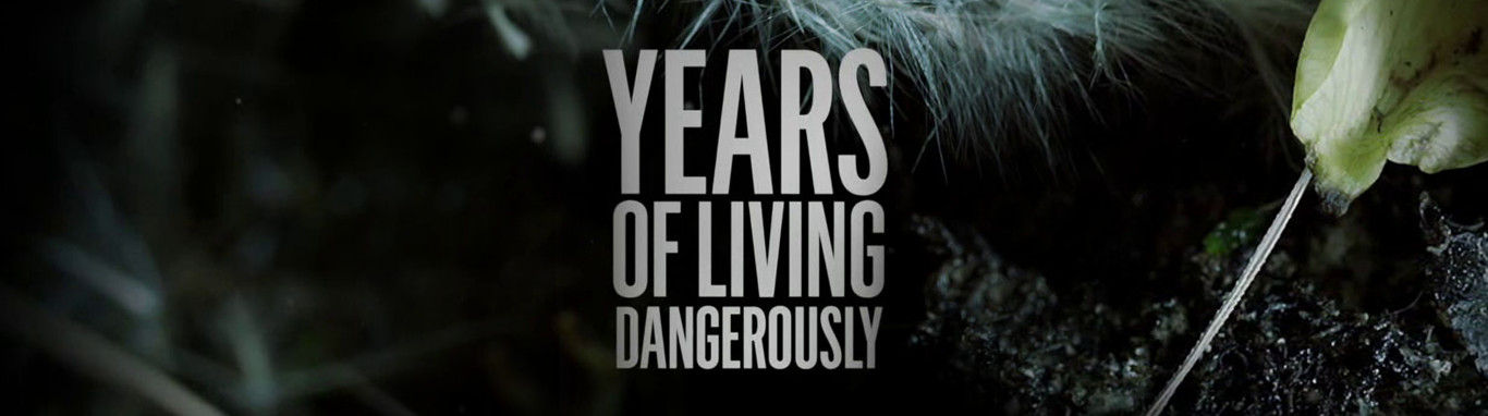 Showtime Living Dangerously video story